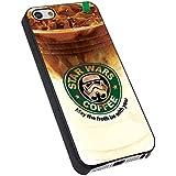Starbucks for funda Iphone Case funda (funda Iphone 5/5S black)