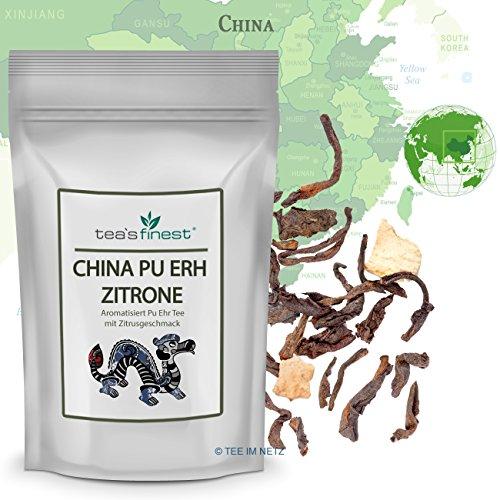 Pu Erh Tee Zitrone – China (1000 Gramm)