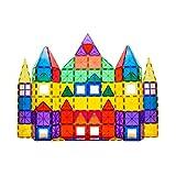 POWER 35Pcs Klare Farben ABS Kunststoff Magnetblock Für Kinder Magnet Fliesen Bausteine