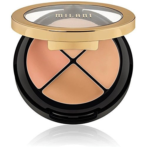 MILANI Conceal + Perfect All-In-One Concealer Kit - Light To Medium