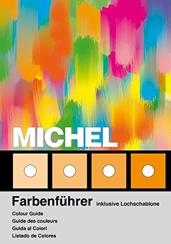 Michel Farbenführer; Michel Colour Guide; Michel Guide des Couleurs