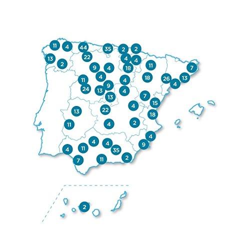 WONDERBOX Caja Regalo - DESCONECTA Dos DÍAS-  600 estancias Rurales para Dos Personas en haciendas,  masías,  Casas Rurales inolvidables,  hoteles en Plena Naturaleza