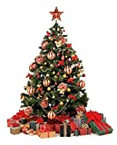 Theme My Party Christmas decoration ( Pack of 37) (Mix)