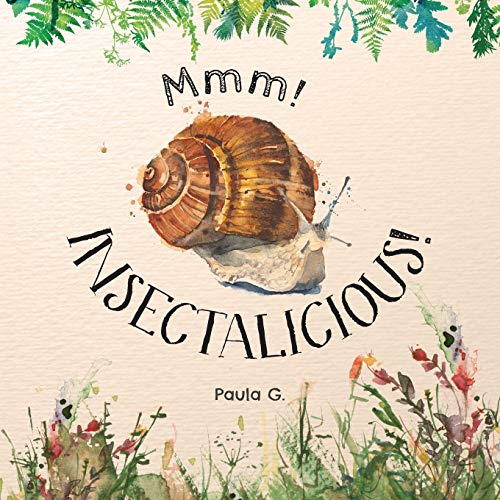 Mmm! INSECTALICIOUS!