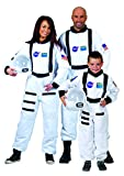 Kostüm US Astronaut Space Shuttle Costume Karneval S 46 48 ohne Helm Karneval