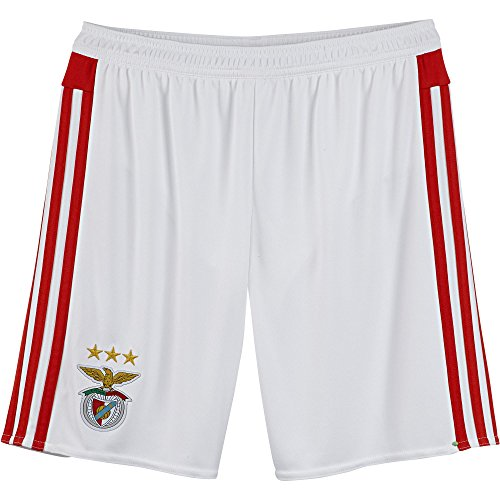 be0af1d0cf061a adidas YB VMS H SHO Sport-Pantaloncini Lisbona e Benfica 2015/2016, per