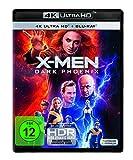 Locandina X-Men - Dark Phoenix  (4K Ultra HD) (+ Blu-ray 2D)