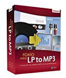 Corel Roxio easy LP to MP3