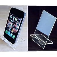 Clear Acrylic Desktop Mobile Phone Stand Fifty x Mobile phone stand preisvergleich bei billige-tabletten.eu