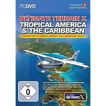 Flight Simulator X - Ultimate Terrain X: Tropical America & The Caribbean (Add - On) - [PC]