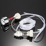Anself DIY Générateur de CO2 avec Testeur de Pression et...