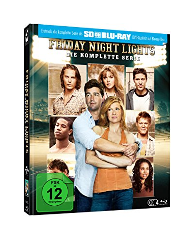 Friday Night Lights - Die komplette Serie - Mediabook (SD on Blu-ray) [Limited Edition] - Night Lights-tv-serie Friday