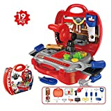 Best Outdoor Toys For 3 Year Olds - Kids Toy Tool Set and Power Play Tools Review