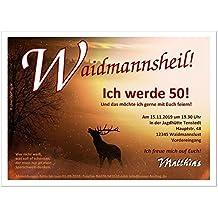 Weihnachtsgrüße Jagdlich.Suchergebnis Auf Amazon De Für Jäger Papierprodukte Bürobedarf