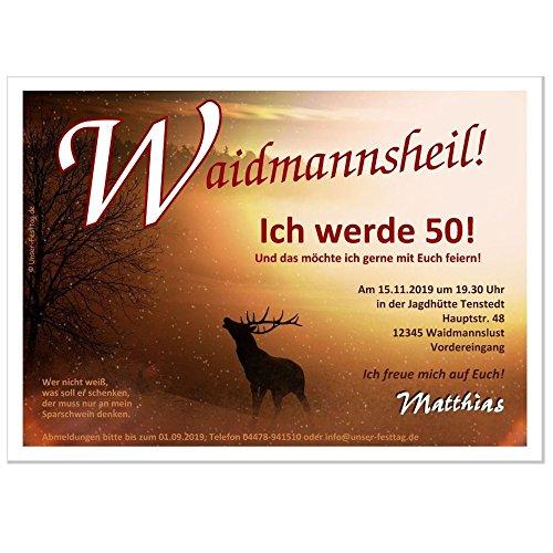 60 40 Das Ist Neue (Geburtstagseinladungskarten für Erwachsene dreissig vierzig 50 60 70 lustig cool Mann Frau, 40 Karten - 17 x 12 cm)