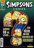 Simpsons Comics  Bild