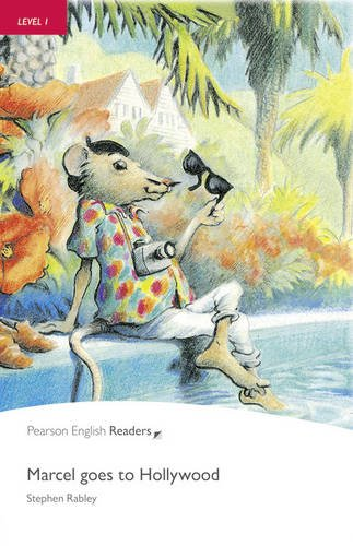 Penguin Readers 1: Marcel goes to Hollywood Book & CD Pack: Level 1 (Pearson English Graded Readers)