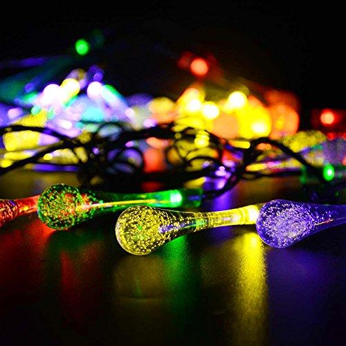 lederTEK-Water-Drop-String-Lights