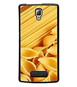 PrintVisa Designer Back Case Cover for Lenovo A2010 (Cheese Pasta Vermicilli)