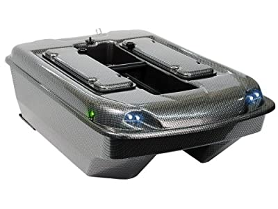 Carp Madness XXL Lining Boot 2.4GHz Carbon BAITBOAT Bait Boat from Carp Madness
