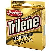 Berkley Trilene Fluorocarbon Clear Line 6 lb, 0.25mm, 110yds