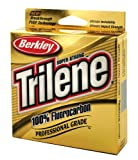 Berkley Trilene Fil de pêche Fluorocarbure Transparent 3,6 kg 0,28 mm 100 m