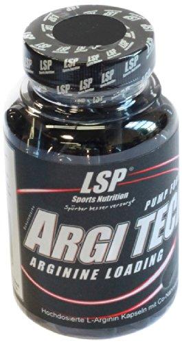 LSP Argi Tech 120 Kapseln, 1er Pack (1 x 120 g)