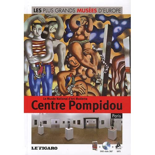 Musée National d'Art Moderne Centre Pompidou, Paris  - Volume 23. Avec Dvd visite 360°.
