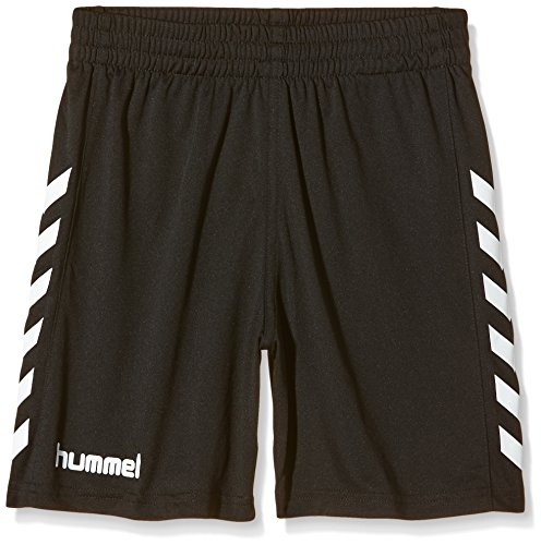 Hummel Jungen Shorts CORE Poly, Black, 116-128