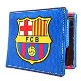 #6: F.C. Barcelona Bi-Fold Wallet Crest