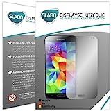 4 x Slabo Displayschutzfolie Samsung Galaxy S5 / S5 Neo Displayschutz Schutzfolie Folie MATT