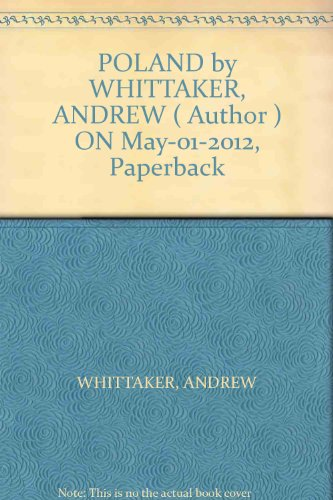 POLAND by WHITTAKER, ANDREW ( Author ) ON May-01-2012, Paperback