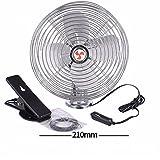 Ventilador del coche/12v/24v/coche con el ventilador grande del ventilador/del carro grande/ventilador de techo grande de la energía eólica, H, 12V