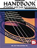 Mano Book Of Guitar and Lute