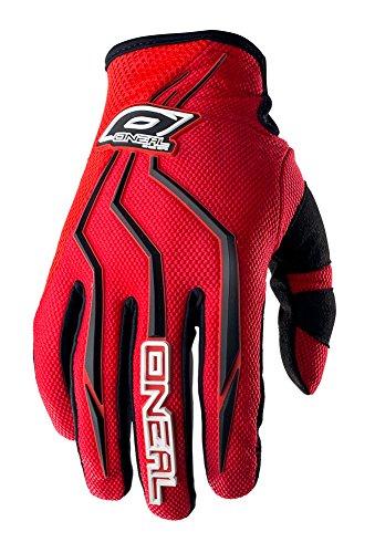 O'Neal Element Handschuhe Rot MX MTB DH Motocross Enduro Offroad Quad BMX FR, 0390-3, Größe M