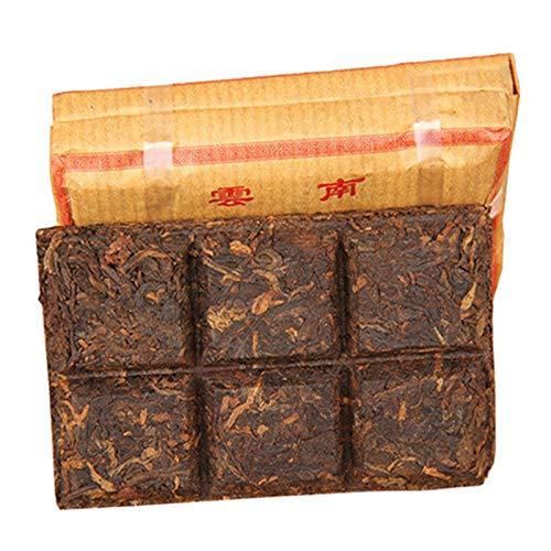 Más antiguo té chino Puer té Pu er para adelgazar 100% natural de alimentos verdes 50g (0.11LB) Té Pu'er Té negro Té chino Té maduro Puerh té Pu-erh té Árboles viejos Pu erh té té cocido Té rojo