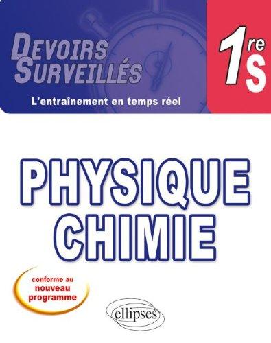 Physique Chimie Première S Conforme au Programme 2011 par David Latouche