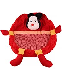 JBB Original Cute Teddy Soft Toy School Bag For Kids, Travelling Bag, Carry Bag, Picnic Bag, Teddy Bag (Dancing...
