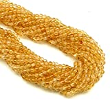Goyal Impex 1 Strand Natural Plain Citri...