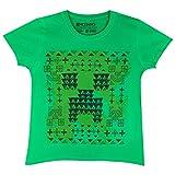 Minecraft - Camiseta para niñas - 5 - 6 Años