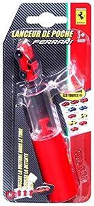Bburago 18 - 56301 - Ferrari Pocket Garaje con Lanzador (blíster), Modelos Surtidos (18-56301)