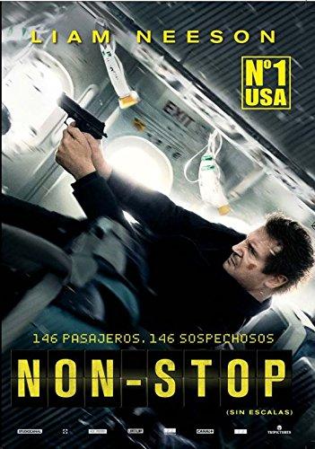 Non Stop (Sin Escalas) [Blu-ray]