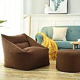 DMMW-Home Sofá Memory Foam Muebles Bean Bag sofá de la