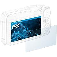 atFoliX Displayschutzfolie für Sony HVL-F45RM Schutzfolie - 3 x FX-Clear kristallklare Folie