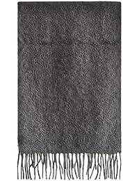Toutacoo, Dark Grey Cria Wool Scarf