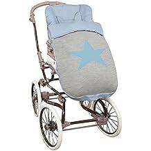 Saco de Bebé Universal Silla + Cubre Arnés de regalo, desmontable, tejido trasero 3D