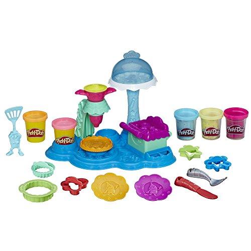 Play-Doh - Kit Fiesta de pasteles (Hasbro B3399EU4)