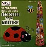 Eco-cubes de la nature : 10 éco-cubes avec un livre