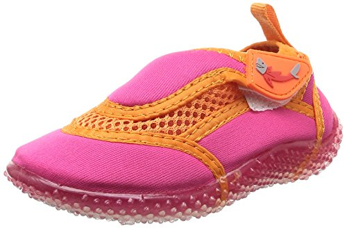 Smiling Shark Beach scarpe da ragazzo, colore blu, taglia 20, Beach, Pink, Size 20 - 21