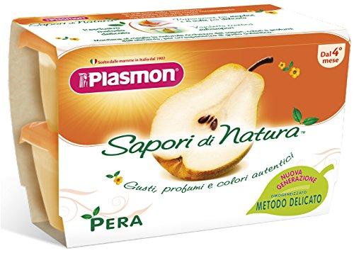 Plasmon Sapori di Natura Pera - 400 gr